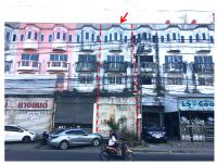 ตึกแถวหลุดจำนอง ธ.ธนาคารกรุงไทย สมุทรปราการ เมืองสมุทรปราการ ท้ายบ้าน