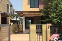 บ้านแฝดหลุดจำนอง ธ.ธนาคารไทยพาณิชย์ สมุทรปราการ บางเสาธง ศรีษะจรเข้น้อย