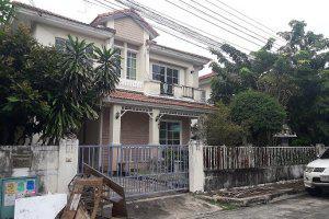 บ้านเดี่ยวหลุดจำนอง ธ.ธนาคารไทยพาณิชย์ สมุทรปราการ บางพลี บางปลา
